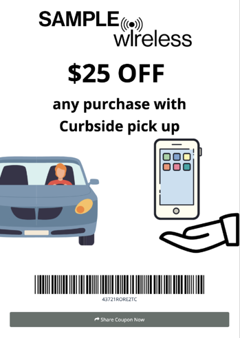 Digital Coupons and Promotions