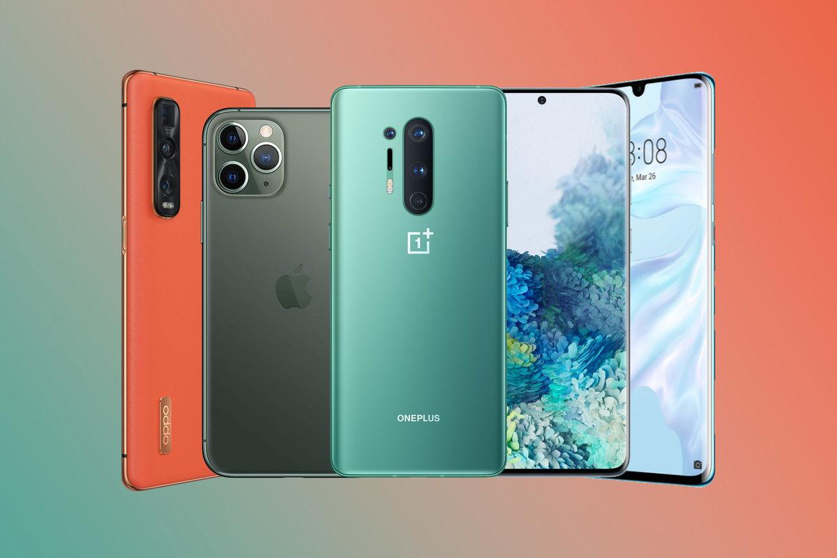 smartphone launch